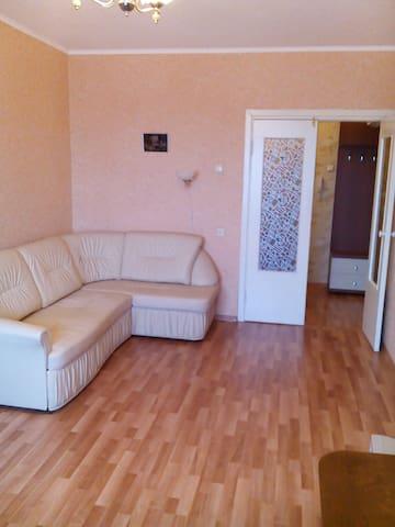 1 комнатная квартира пр-т Хрущева 14