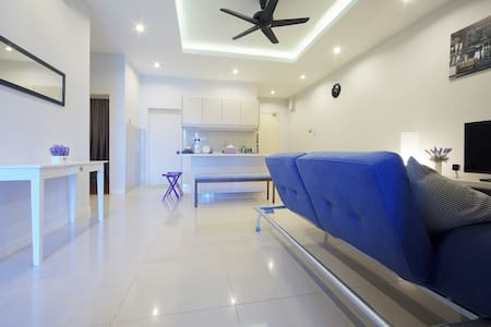 New Luxurious Condo in the City Centre - Kota Kinabalu - Appartement en résidence