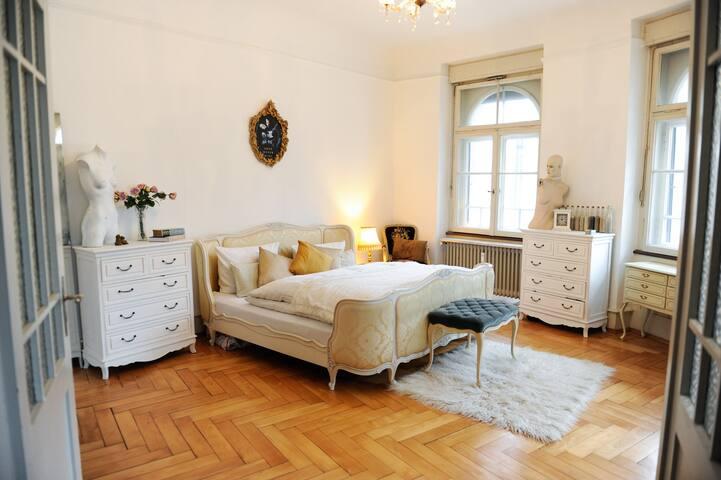 Wohnung direkt am Bodensee - Konstanz - Apartment