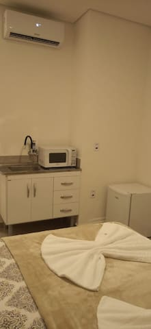 Suite 2 F, confortável e completa