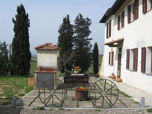 Casanuova di Cignano Certaldo - Certaldo - Apartamento