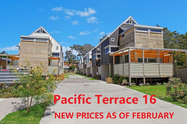 Pacific Terraces 16, 38 Pacific Street