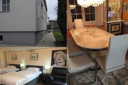 luxury house, 21 minutes to the city center - Gerasdorf bei Wien - Talo