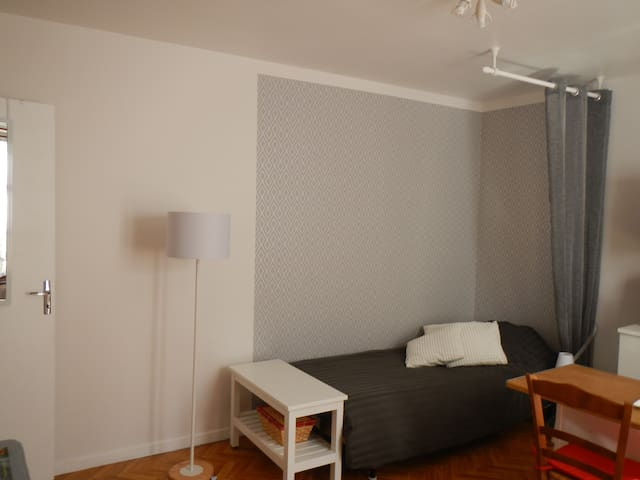 Studio Cosy et Fonctionnel