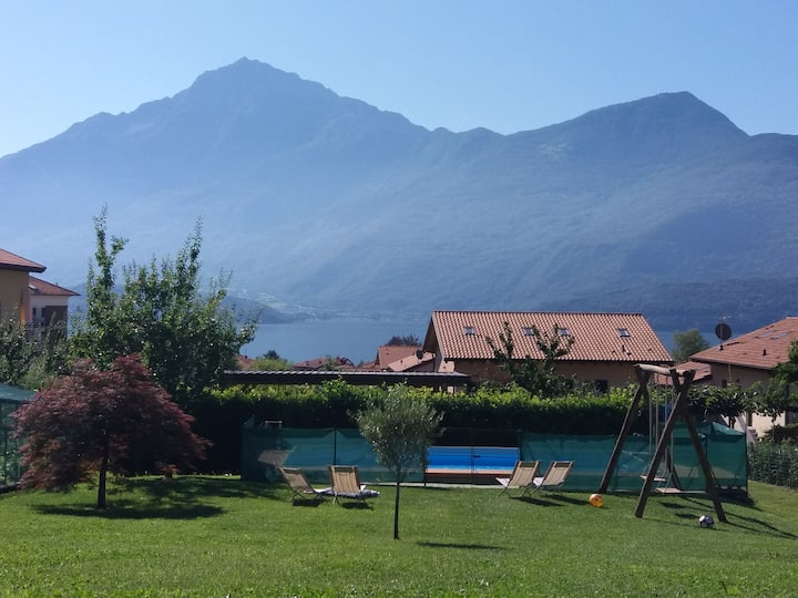 Terrace on LakeComo - Families&not only with pool