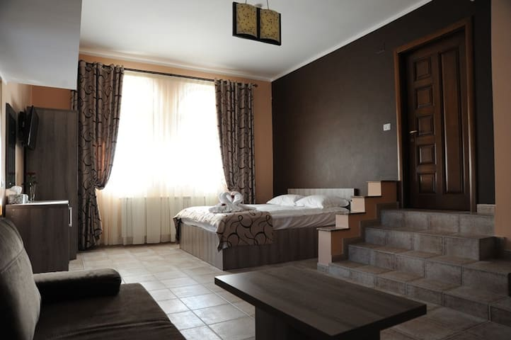 Rustic room - Pângărăcior - Wohnung