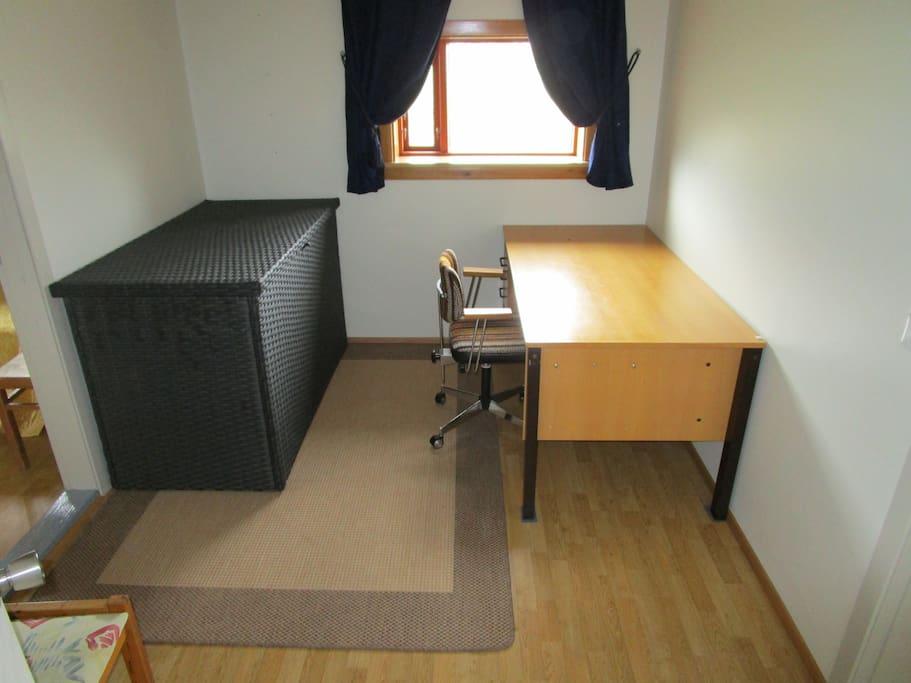 Skrifstofuaðstaða/Office