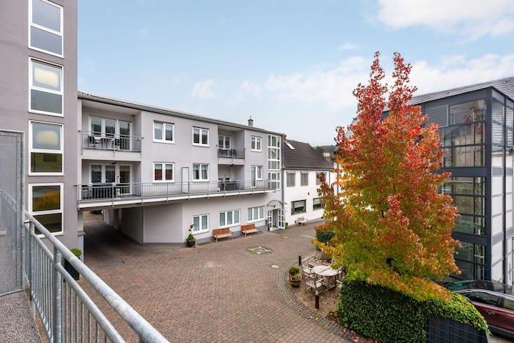 Schönes Appartement in der Nähe von Luxemburg mit vielen Einrichtungen