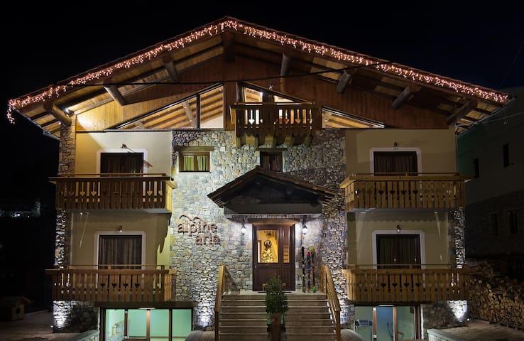 alpine aria διαμέρισμα - Kalavrita - Wohnung