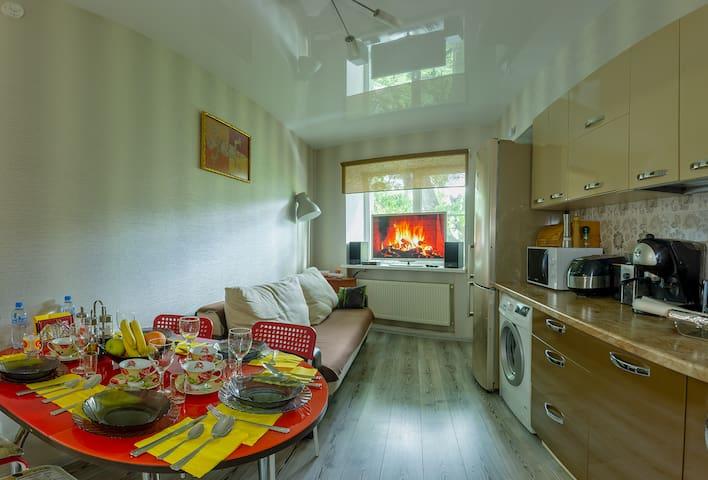 ★ Spacious apartment with a unique service