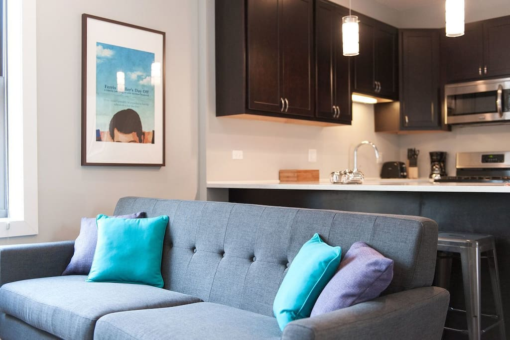 Stunning 3br In Bucktown Apartments For Rent In Chicago Illinois United States
