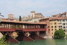 Bassano del Grappa - The bridge