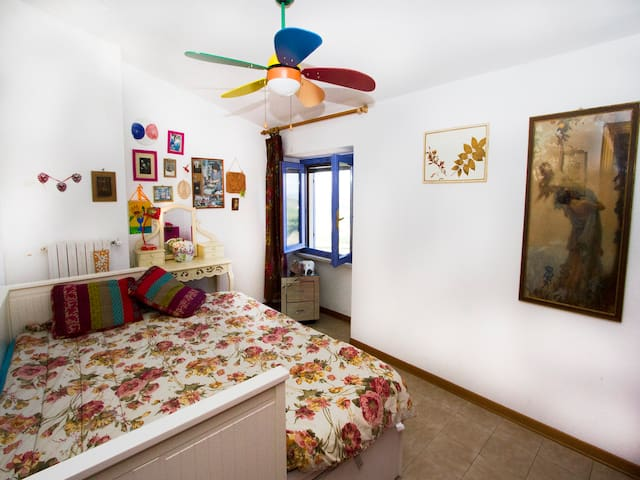 Last mìnute doublebed room  - Casciana Alta - Appartement