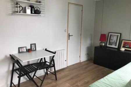 Studio dans maison d'architecte