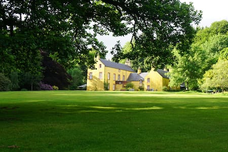 Balnaboth House, Glenprosen, Angus
