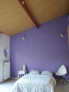 Grande chambre sur jardin - Saint-Père-en-Retz - บ้าน