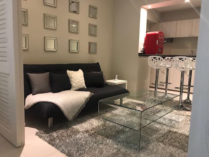 Luxury studio best location  Playacar 4108