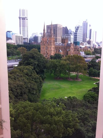 Best Location in Sydney with Cathedral view