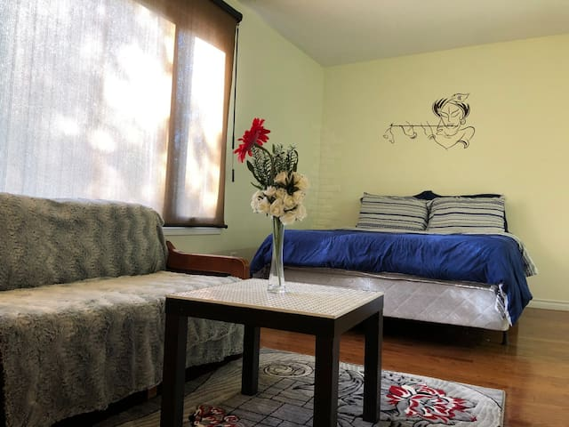 Private room  near Downtown Mississauga