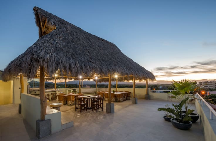 Punto Mita Suite 5 - Punta de Mita - Appartement