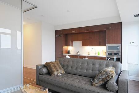 Hullmark Center 1 + Brand new unit - Toronto - Appartamento