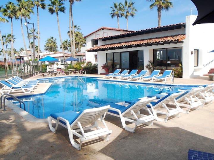 La Paloma Resort Villa 263 pool view 2B1B