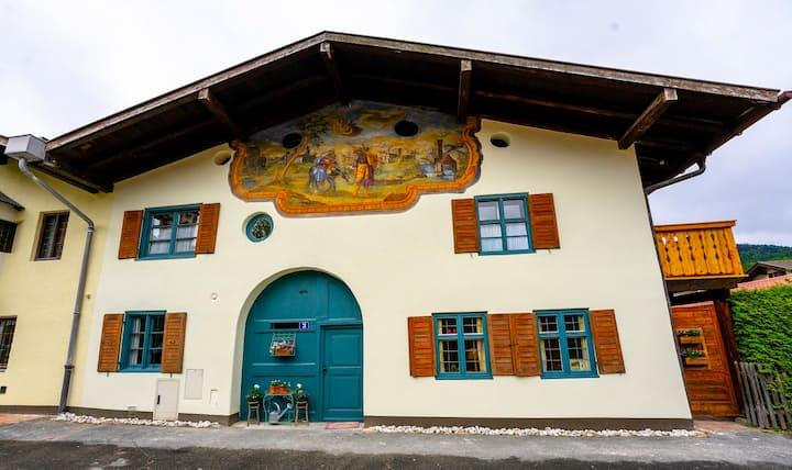 Das historische Hoglhaus für  12 Gäste