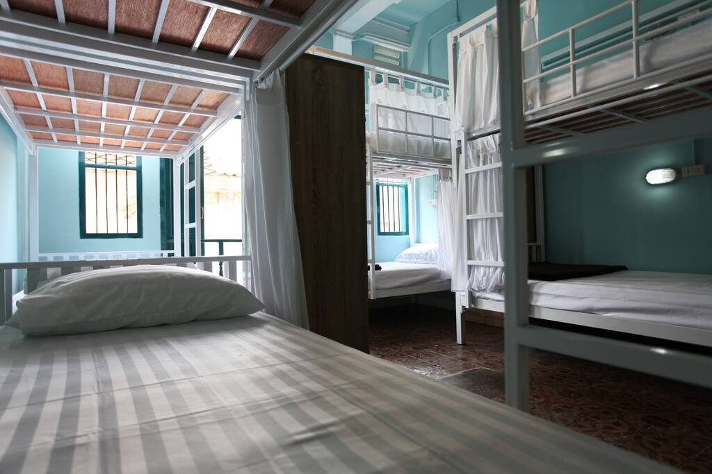 Mix dorm 8 beds