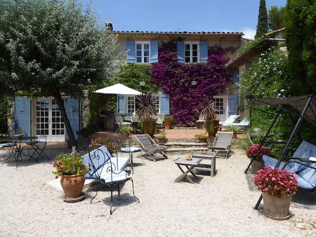 Maison type Mas Provençal de charme - La Cadière-d'Azur - Huis