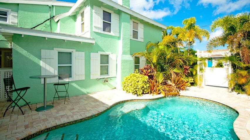 Casa Del Sol C - 103 4th S. - Bradenton Beach - Wohnung