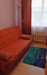Small 15m2 appartment in Jurmala.