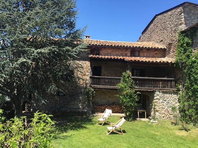 Casa con jardín Cerdanya - familias - Bellver de Cerdanya