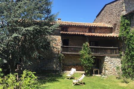 Casa con jardín Cerdanya - familias - Bellver de Cerdanya - 独立屋