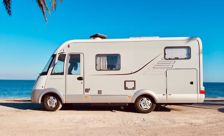 Motorhome to discover Andalusia!