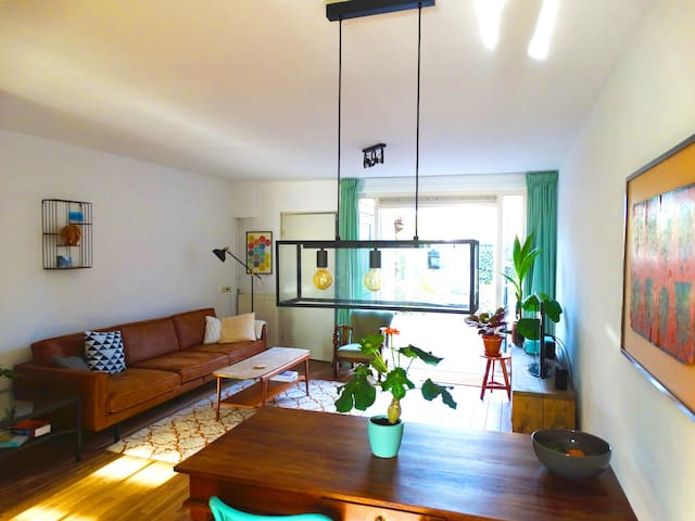 Cosy Green House - Nearby Amsterdam & The Beach