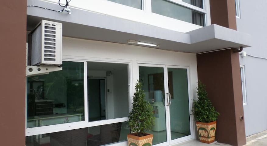 Bang Saray Beach Condominium B 214