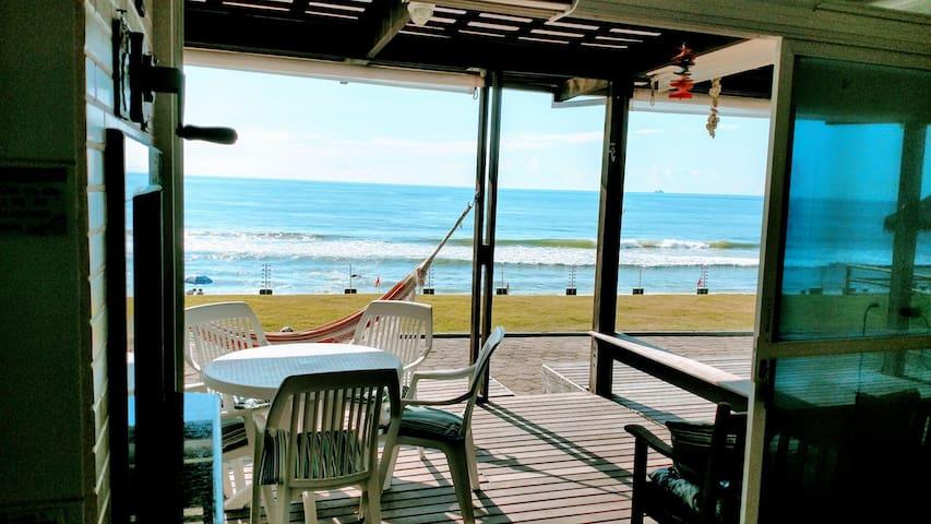 Ocean Front House - Barra Velha - Casa