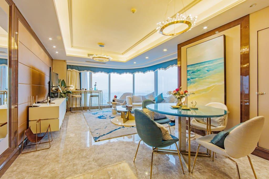 环幕一居室 给您最奢侈的享受