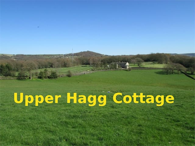 Upper Hagg Cottage - Thongsbridge - บ้าน