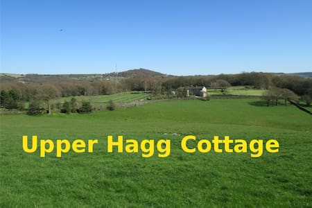 Upper Hagg Cottage - Thongsbridge - 独立屋