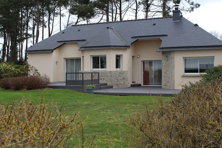 Maison vu sur mer Golfe du Morbihan - Baden - Talo