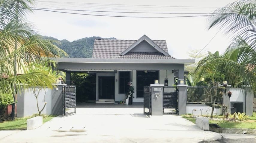 Rumah Citta Homestay Lost World of Tambun Ipoh