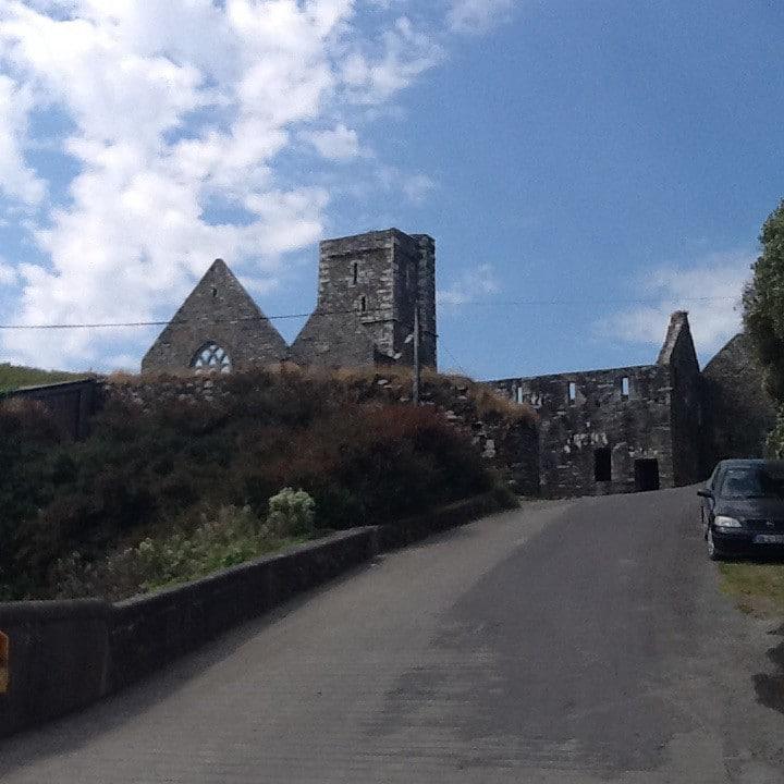 Cuinne House on Sherkin Island