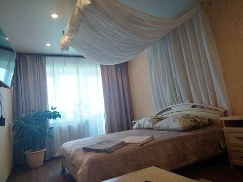 Однокомная квартира в Кинешме
