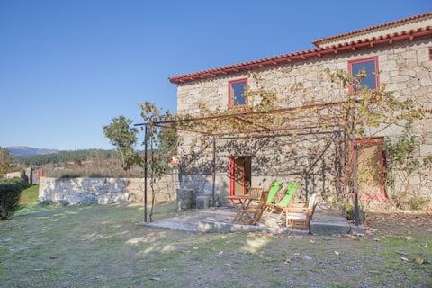 Casas de Vila Pouca, Atei - Casa da Ramada