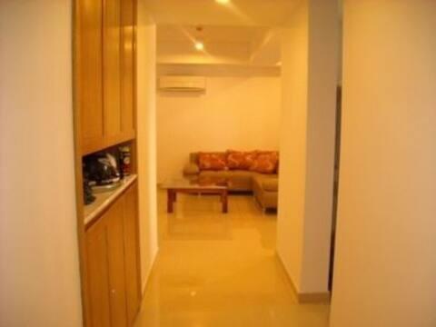 Le QuyenSuite Double Room apartment
