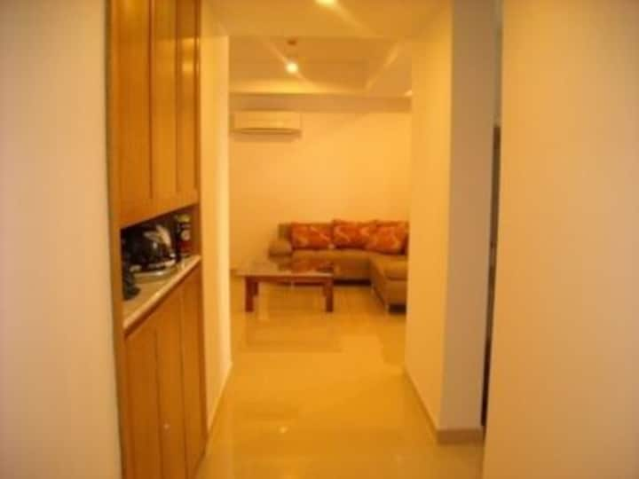 Le QuyenSuite Double Room apartment
