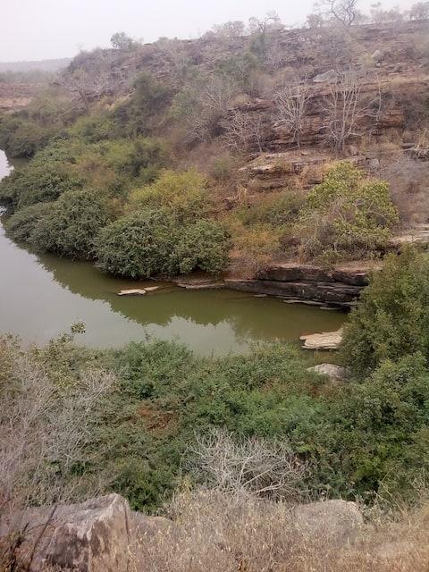 Bungalow du Parc W/Niger