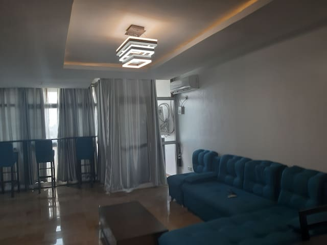 2bedroom duplex for shortlet in Victoria island
