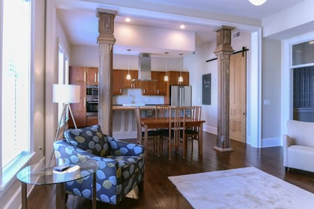 Furnished apartment in Historic Downtown Ripon